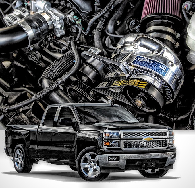 Gm Truck Suv Procharger Packages Vector Motorsports