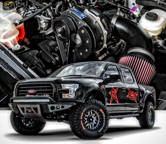 Ford f150 procharger packages vector motorsports 2015 2016 ford f 150 freerunsca Choice Image
