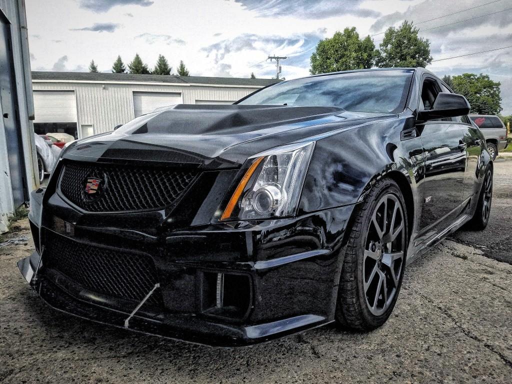 Customer cars vector motorsports for Fox motors cadillac mi used cars