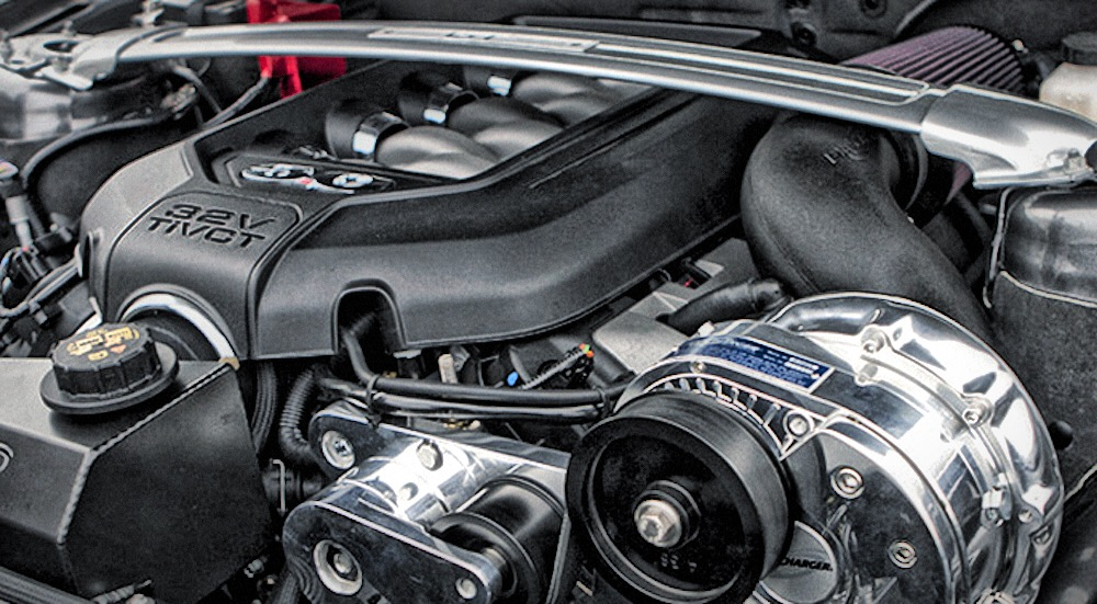2011-14 Mustang 5 0L ProCharger Package | Vector Motorsports