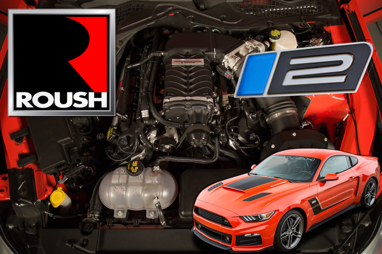 2015 Mustang Gt Supercharger >> Roush Phase2 Supercharger Kit 2015 Mustang Gt