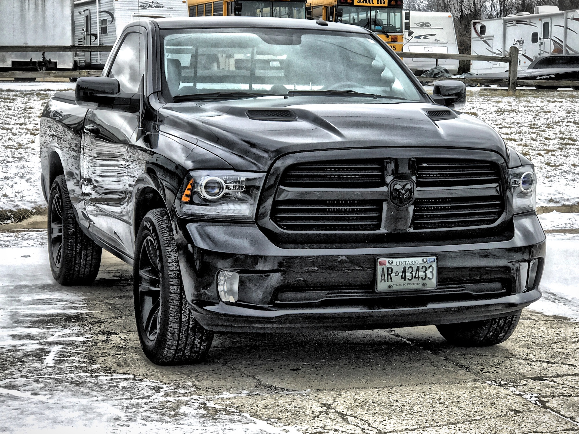 Dodge Performance Parts >> Ram 1500 ProCharger Package | Vector Motorsports