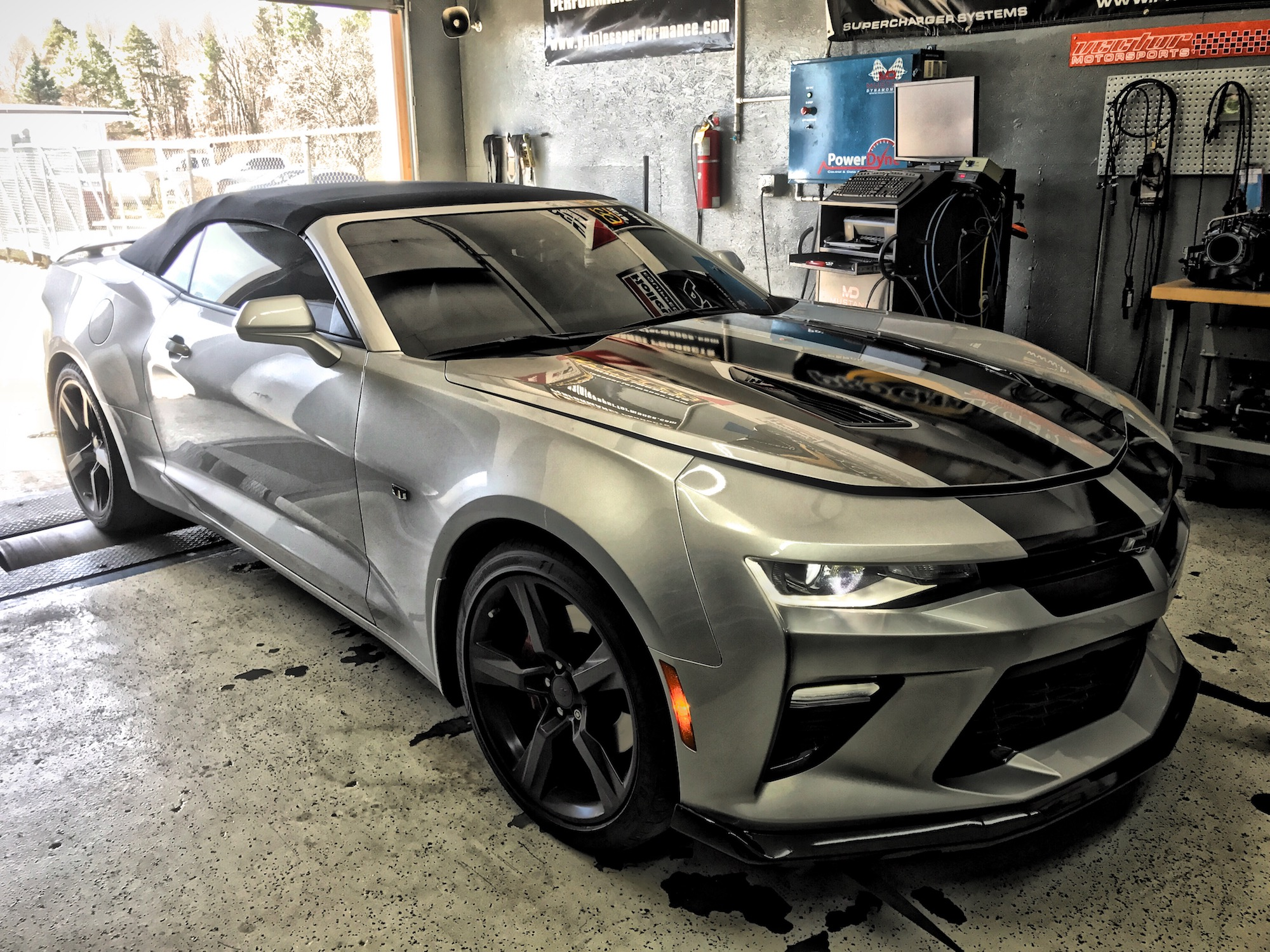 2016 6th Gen Camaro Performance Packages