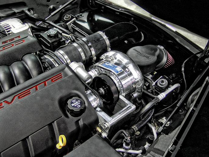 procharger kit 08 13 corvette c6 ls3 vector motorsports. Black Bedroom Furniture Sets. Home Design Ideas