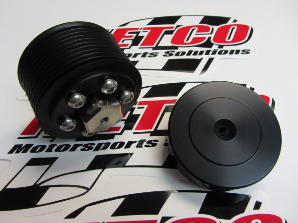 Hellcat Supercharger Pulley Kit