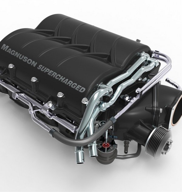 Ls2 Supercharger: Magnuson Radix Supercharger System Trailblazer SS