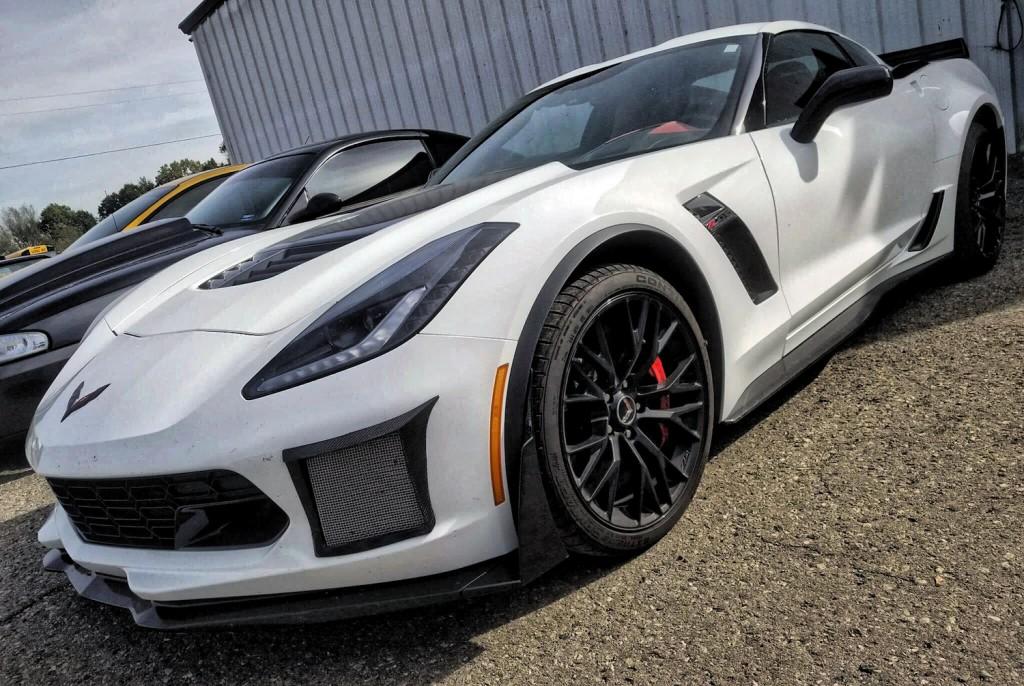 Drew's C7 Z06 | Vector Motorsports